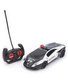 Karma Speed RC Police Car - Black