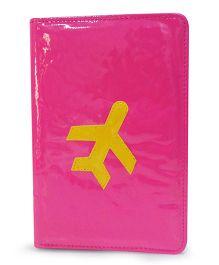 Aayera's Nest Family Passport Wallet - Pink