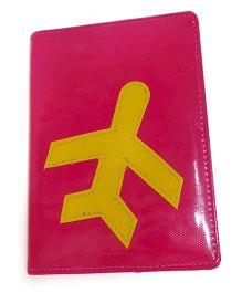 Aayera's Nest Single Passport Cover - Pink
