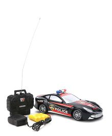 Smart Picks Remote Controlled Police Car - Black