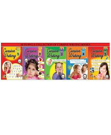 Collection of Cursive Writing Book - English