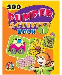 Bumper Activity Book 1 - English