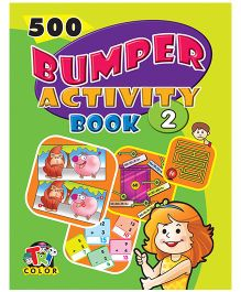 Bumper Activity Book 2 - English