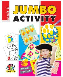 Jumbo Activity Book 6 - English