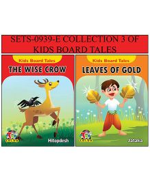 Collection 3 Of Kids Board Tales - English