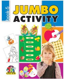 Jumbo Activity Book 5 - English