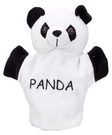Play Toons Panda Hand Puppet Black and White - 21 cm