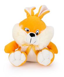 Play Toons Bunny Soft Toy Yellow - 8 Inches