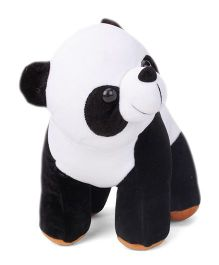 Play Toons Sitting Panda Soft Toy White And Black - 25 cm