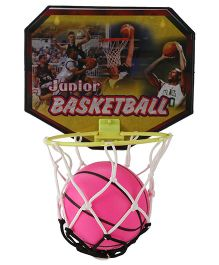 Kumar Toys Junior Basket Ball - Pink