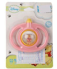 Disney Rattle - Light Pink