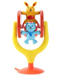 Toddlers Fun World Merry Go Round
