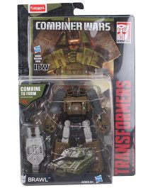 Transformers Brawl Combiner Wars Brown - 13 cm