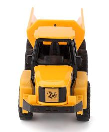 JCB Die Cast ConstructionTruck Toy - Yellow