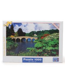 Play Now Wiltshire Puzzle Set Multicolor - 1000 Pieces