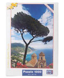 Play Now Amalfi Coast Puzzle Set Multicolor - 1000 Pieces