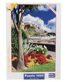 Play Now Chanel Island Puzzle - 1000 Pieces