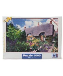 Play Now Langham Ruthland Puzzle Set Multicolor - 1000 Pieces
