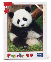 Play Now Panda Cubs Puzzle Set Mutlicolor - 99 Pieces