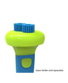 Quill On Crimping Buddy - Blue