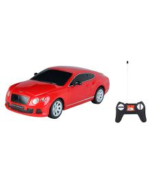 Toyhouse Bentley Remote Control Car - Red