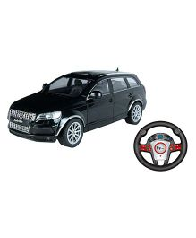 Toyhouse Audi Q7 Remote Control Car - Black