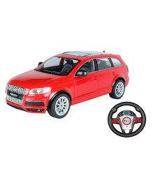 Toyhouse Audi Q7 Remote Control Car - Red