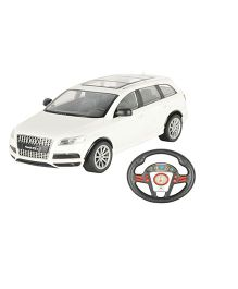 Toyhouse Audi Q7 Remote Control Car - White
