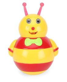 Smart Picks Roly Poly Bee Design - Yellow