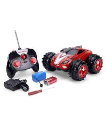 Mitashi Dash Multi Terrain Monster Car - Red