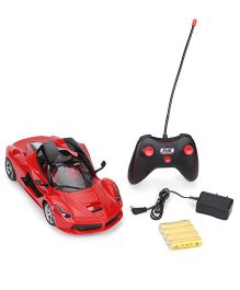 Toymaster Super Remote Controlled Car - Red