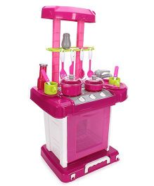 Toymaster Kitchen Set - Pink
