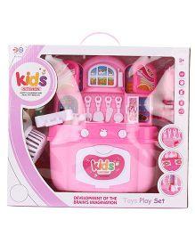 Toymaster Kitchen Set - Pink