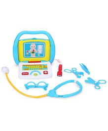 Toymaster Scanning Machine Doctor's Play Set - Blue