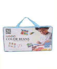 Toymaster Magic Color Beans Blocks Set