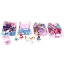 Toymaster Princess Blocks Set - Pink