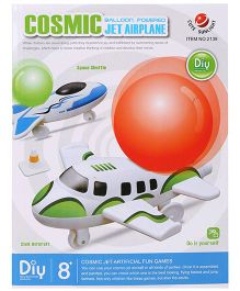 Toymaster Cosmic Jet Airplane