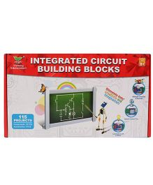 Toymaster Integrated Circuit Building Blocks