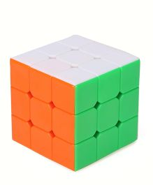 Toymaster 3 x 3 Cube - Multicolor