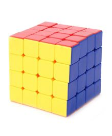 Toymaster 4 x 4 Cube - Multicolor