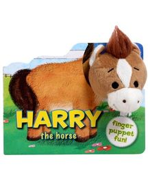 Softie Book Harry The Horse - English