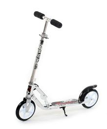 The Flyer's Bay Super Style Kick Scooter  - Silver