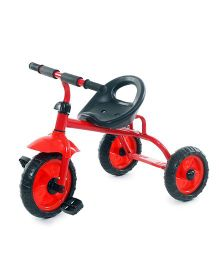 Flyers Bay Easy To Roam Tricycle - Red