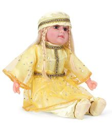 Smiles Creation Doll Yellow - 22 Inches