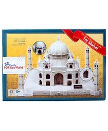 Megaps - 3D Taj Mahal Puzzle