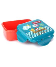 Fisher Price Mini Lunch Box - Orange and Blue