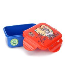 Tom And Jerry Mini Lunch Box - Blue And Orange