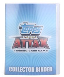 Topps Generic Collector Binder - Blue
