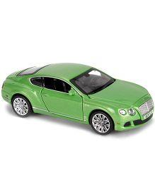 Toymaster Pull Back Die Cast Car Model - Green