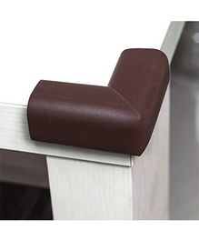Kuhu Creations Edge and Corner Guard - Brown